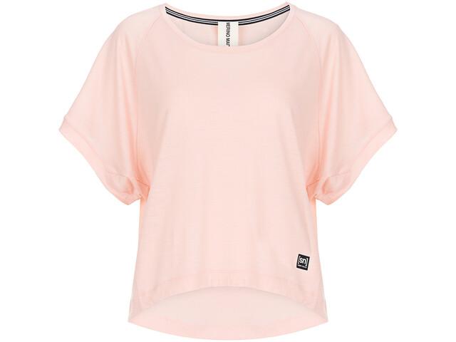 super.natural Motion Peyto T-shirt Femme, blush